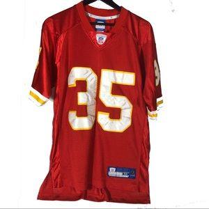 Kansas City Chiefs Okoye Authentic Jersery, M